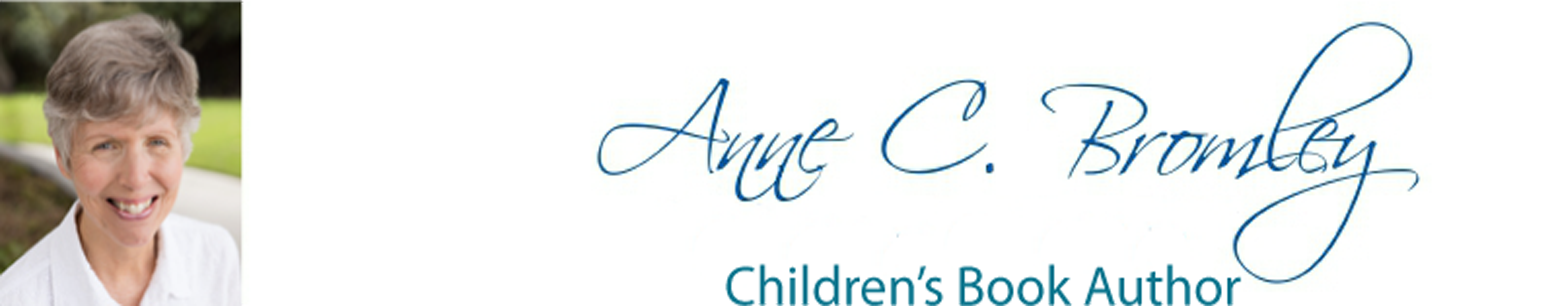 Anne Bromley, children's book author
